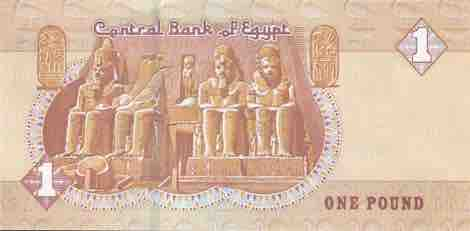 Egyptian Pounds Information