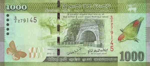 euro sri lanka rupee exchange rate